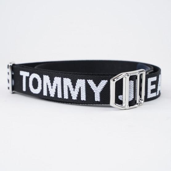 Tommy Jeans Contrast Webbing 2.5 Women's Belt