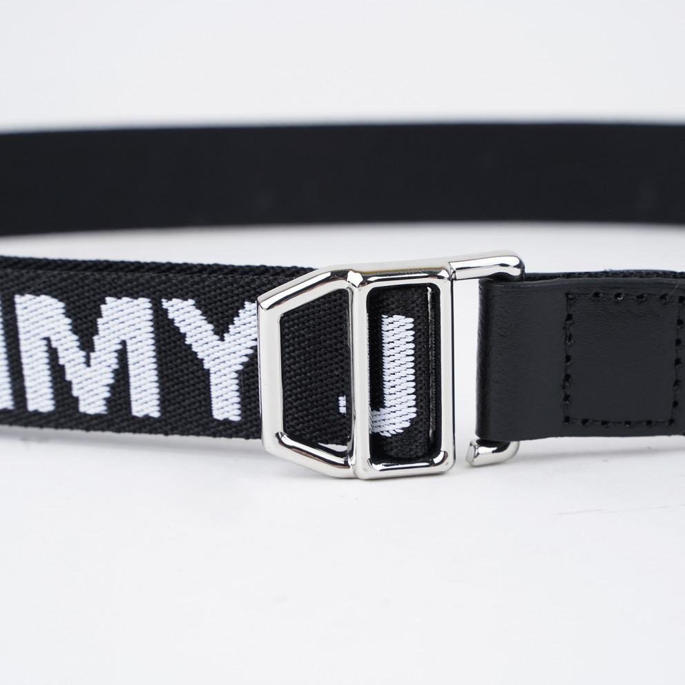 Tommy Jeans Tjw Contrast Webbing Belt 2.5