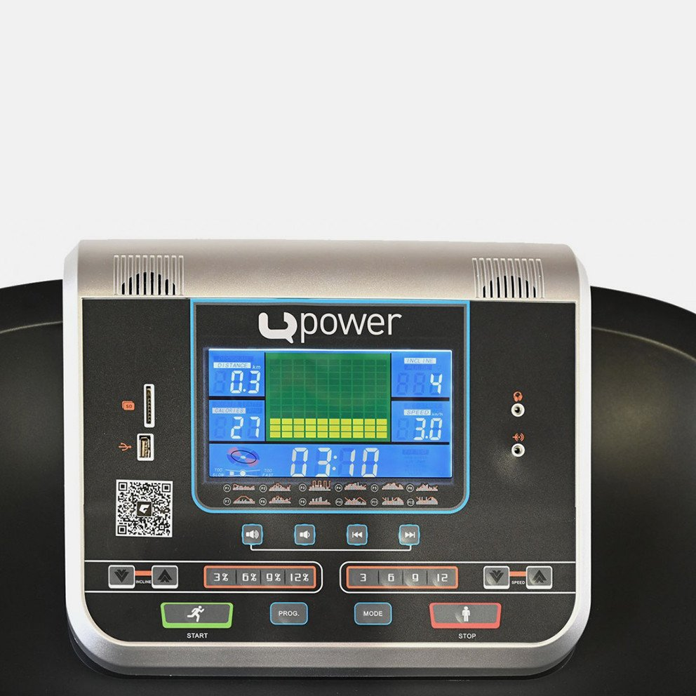 Upower Ηλεκτρικός διάδρομος Run 30
