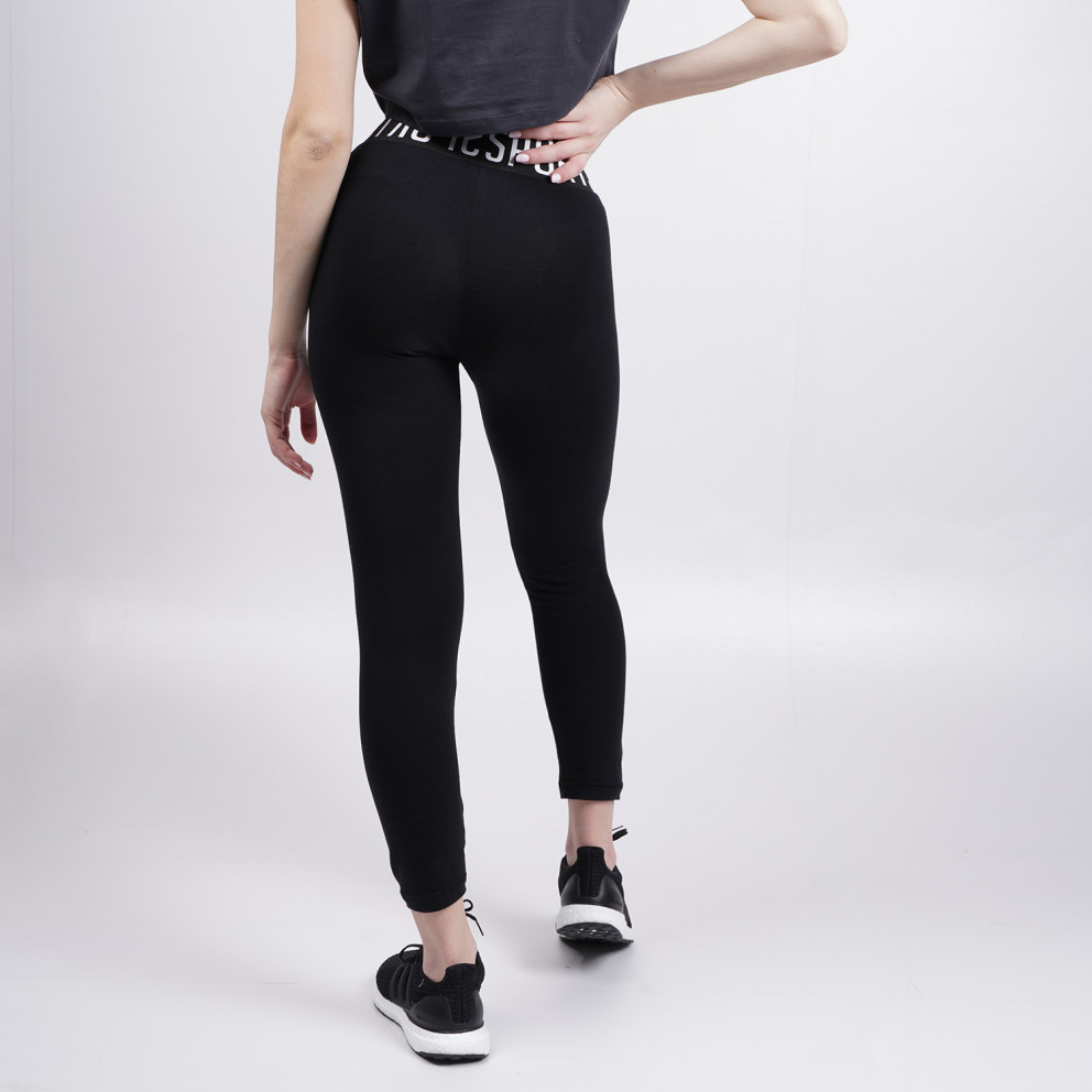 BodyTalk Bdtkw Highwaist Leggings 7/8  92%Co 8%Ea