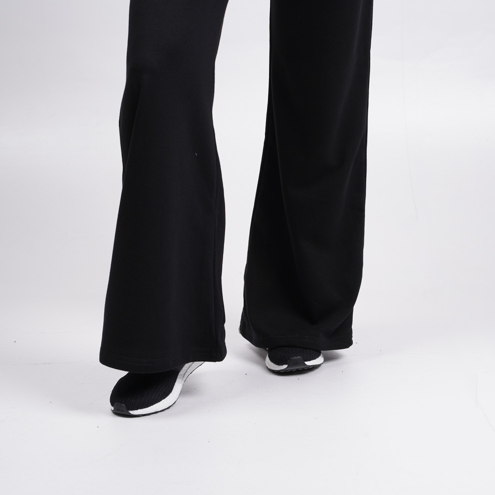 BodyTalk Pantsonw Loose Wide Leg Pants - Medium Cr