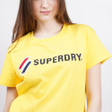 Superdry Sportstyle Graphic Boxy Women's T-shirt