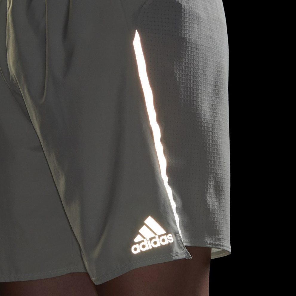 adidas Performance Saturday Ανδρικό Σορτς για Τρέξιμο