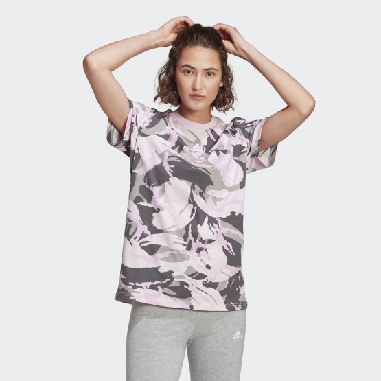 adidas Performance Essentials Camouflage Women's T-shirt