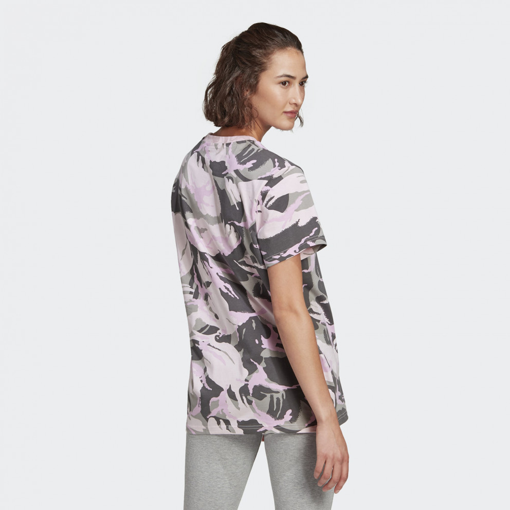 adidas Performance Essentials Camouflage Γυναικείο T-shirt