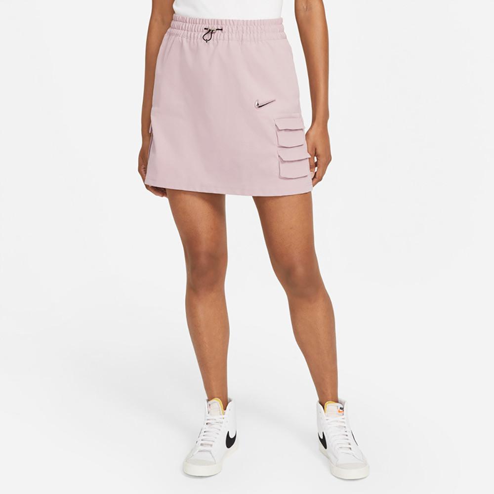 Nike Sportswear Swoosh Γυναικεία Φούστα (9000069723_26953)