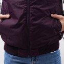 Emerson Men's Ribbed Jacket With Det/ble Hood