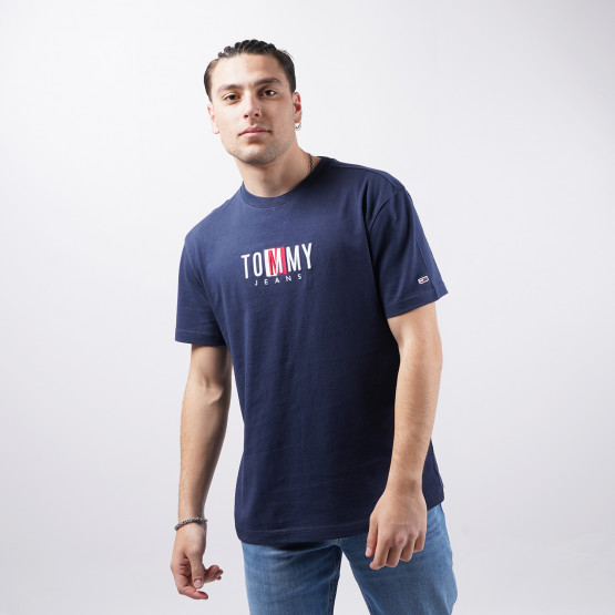Tommy Jeans Timeless Tommy Ανδρικό T-shirt