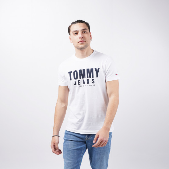 Tommy Jeans Center Chest Graphic Men's T-shirt