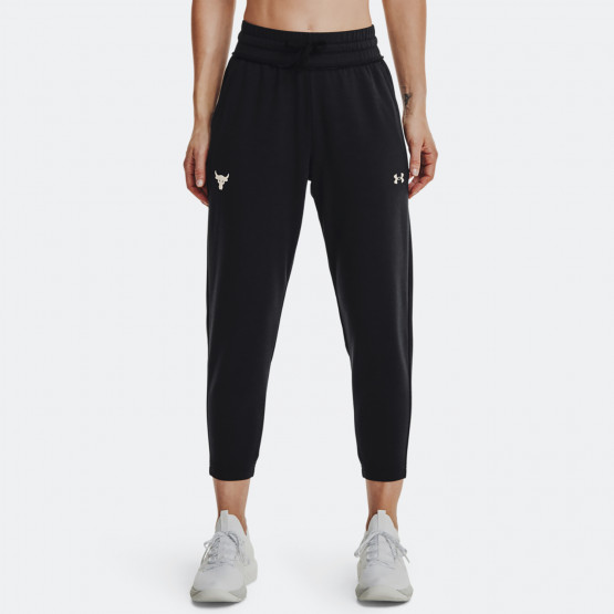 Under Armour Prοjεct Rock Terry Women's Trackpants