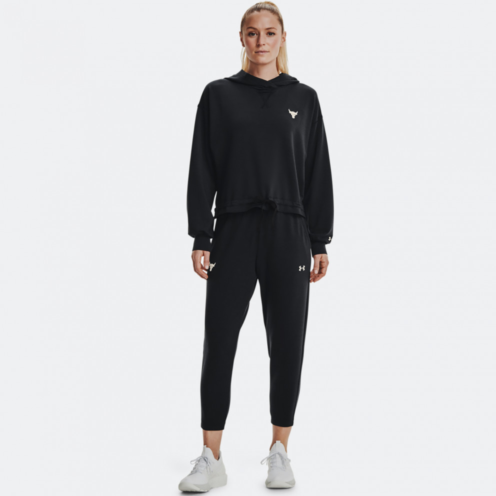 Under Armour Prοject Rock Terry Women's Trackpants