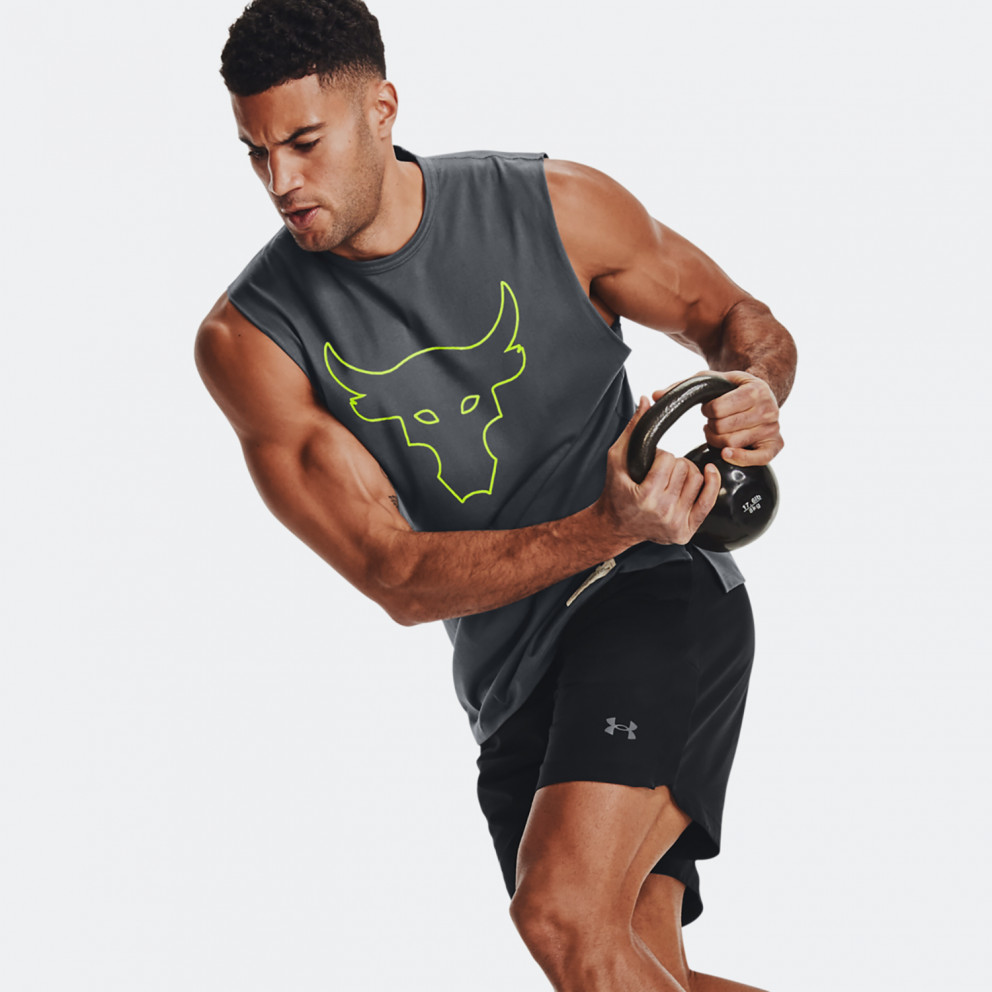 Under Armour Project Rock Show Your Work Sleeveless Shirt