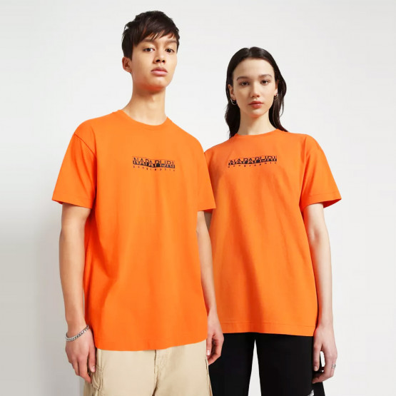 Napapijri S-Box Ss 1 Orangeade A1A