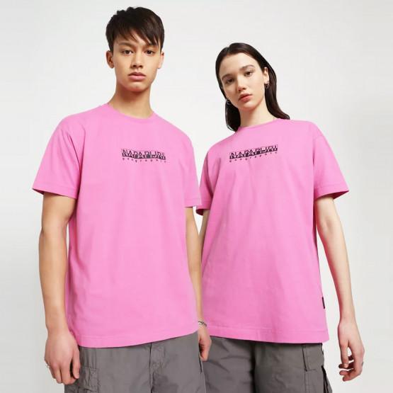 Napapijri S-Box Ss 1 Pink Super