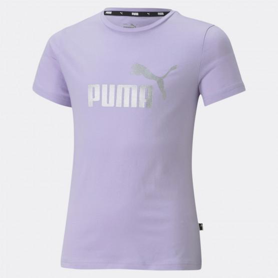 Puma Essential Logo Παιδικό T-Shirt