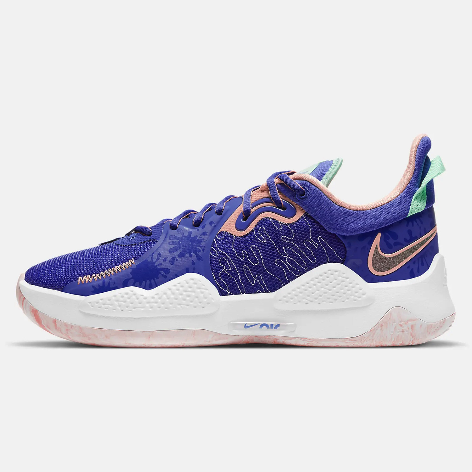 Nike Pg 5 Basketball Shoes (9000069553_50295)