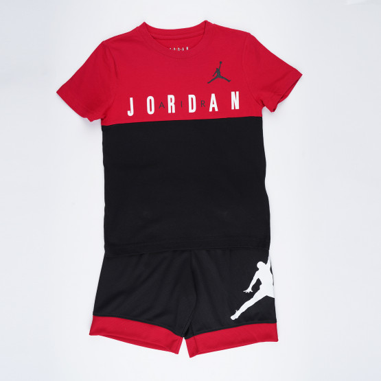 Jordan Jumpman Big Block Kid's Set