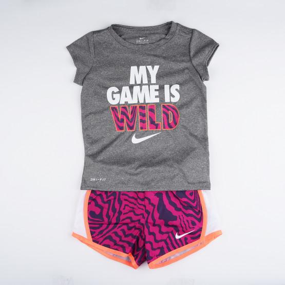 Nike Electric Zebra Tempo Παιδικό Σετ