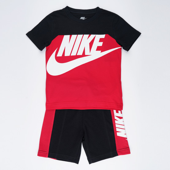 Nike NSW Amplify Short Kid's Set