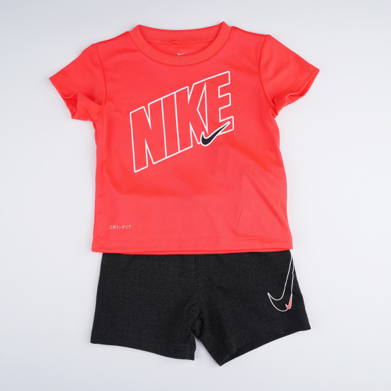 Nike NΚΒ Comfort Dri-fit Short Kid's Set