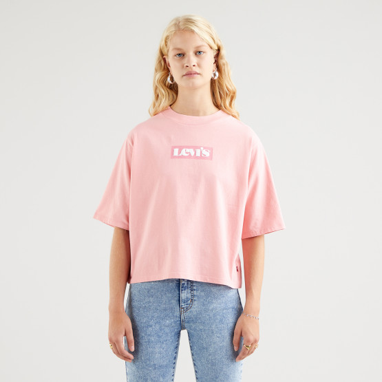 Levi's Mock Turtle Women's T-shirt
