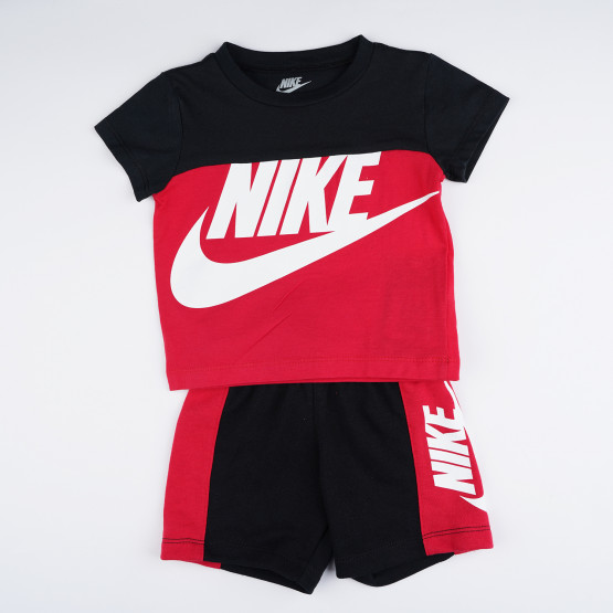Nike Sportswear Amplify Kid's Short Set