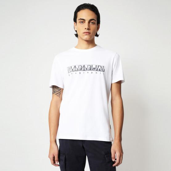 Napapijri Sallar Ανδρικό T-Shirt