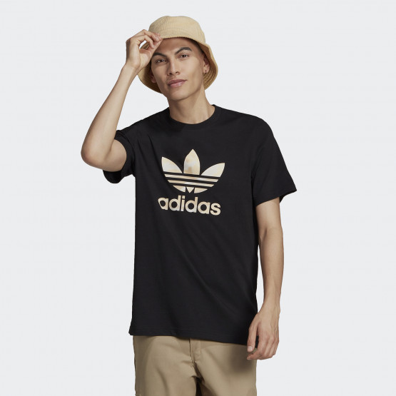 adidas Originals Camo Trefoil Men's T-shirt