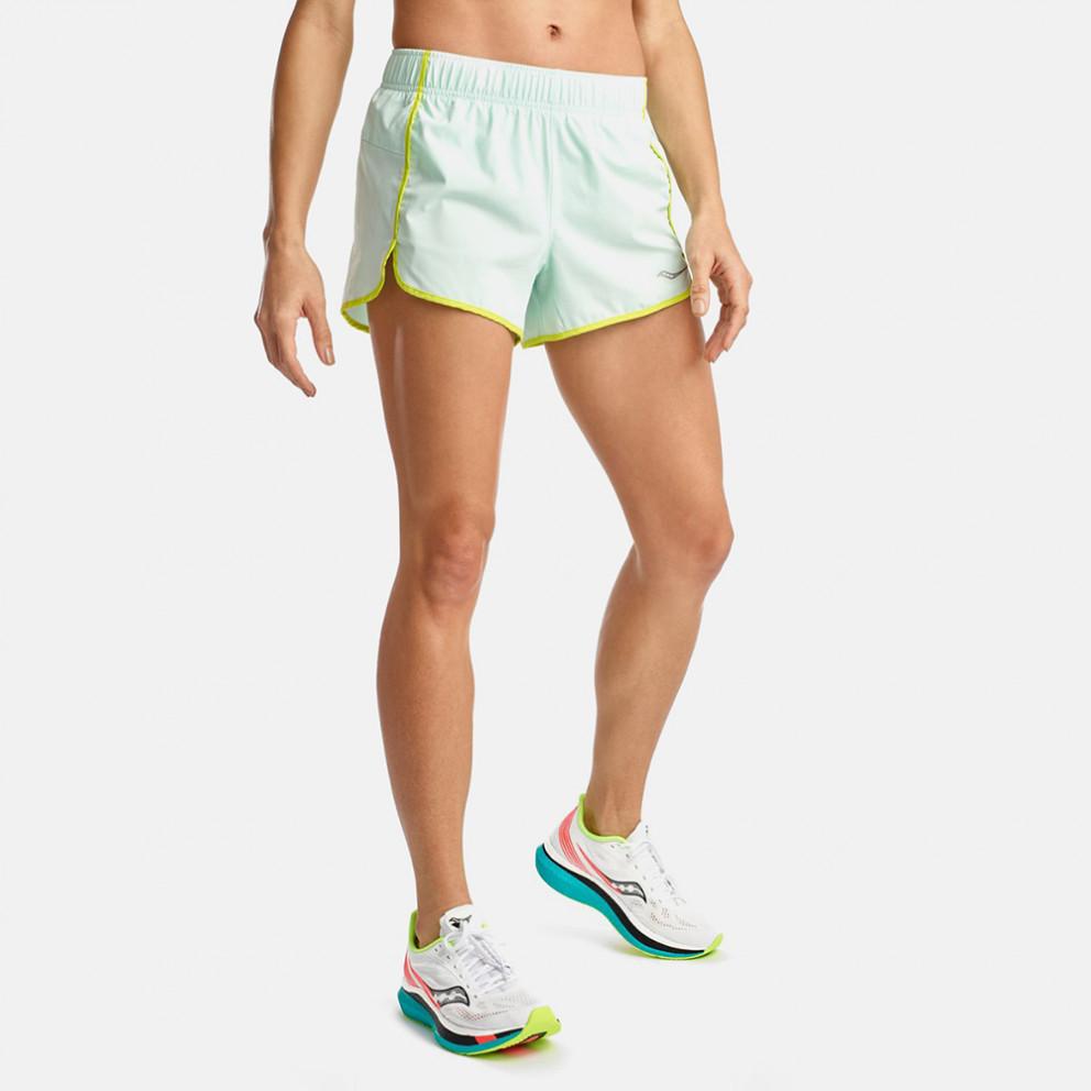 Saucony Road Core Γυναικείο Σορτς για Τρέξιμο