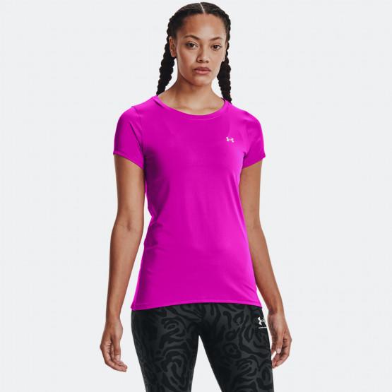 Under Armour Heatgear® Short Γυναικεία Αμάνικη Μπλούζα