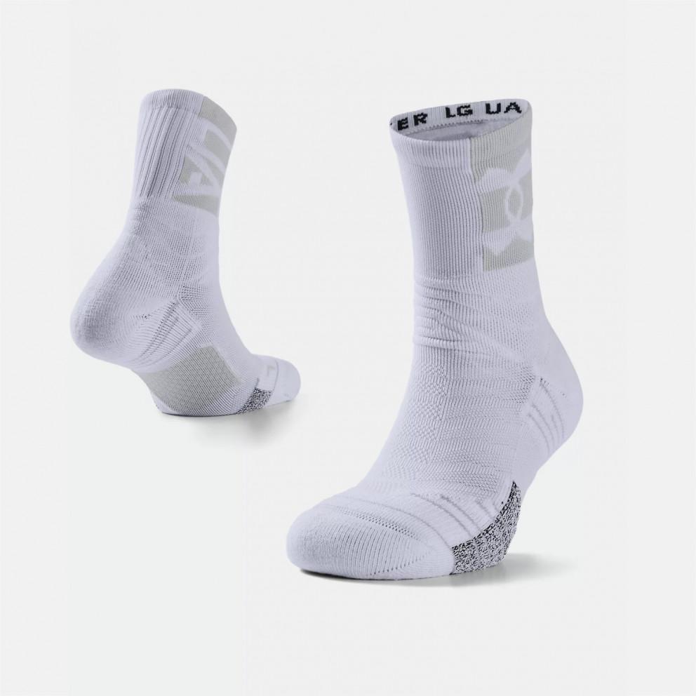 Under Armour Playmaker Mid-Crew Unisex Κάλτσες