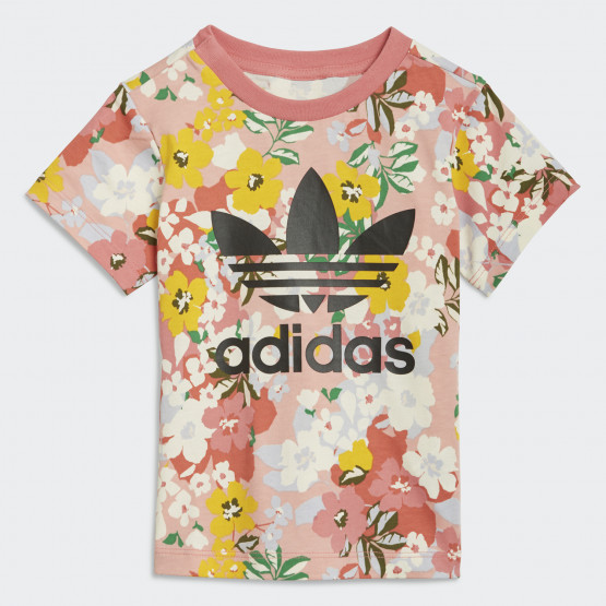 adidas Βρεφική Μπλούζα Her Studio London Floral