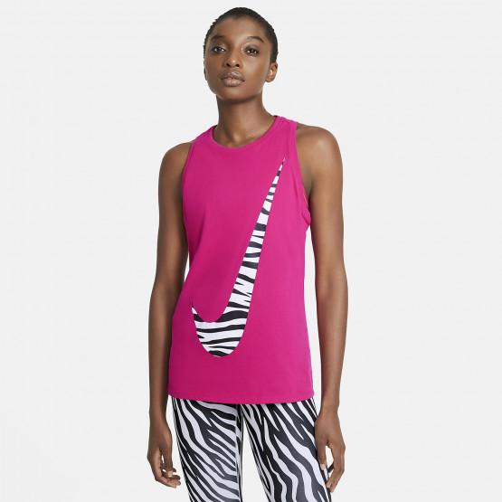 Nike Dri-FIT Icon Clash Γυναικείο Αμάνικο T-shirt