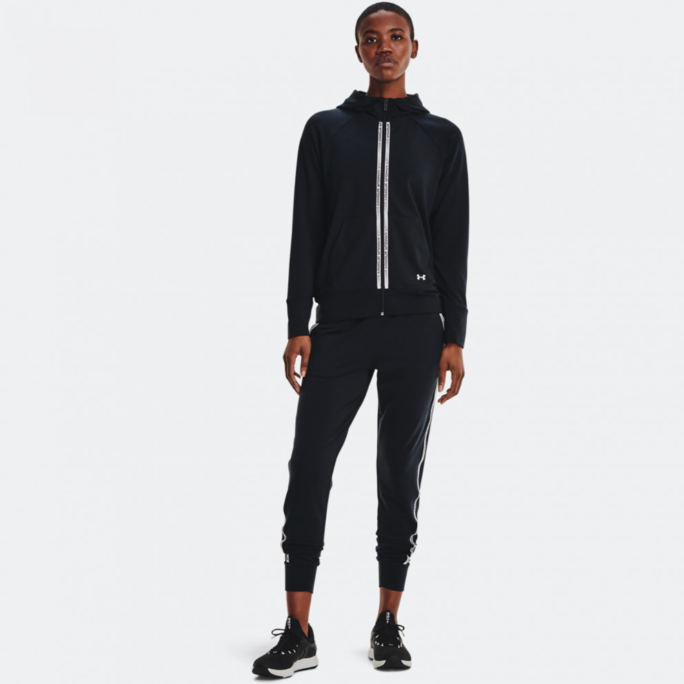 Under Armour Rival Terry Taped Women's Full Zip Hoodie