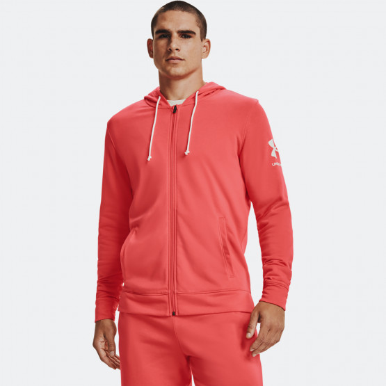 Under Armour Rival Terry Ανδρική Ζακέτα