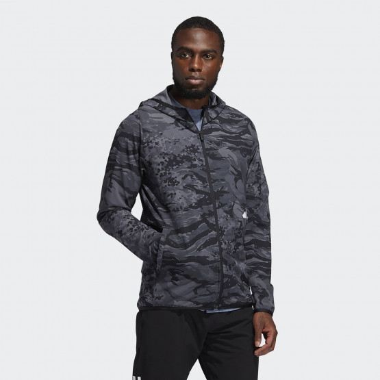 adidas FreeLift Camouflage Training Men's Hoodie