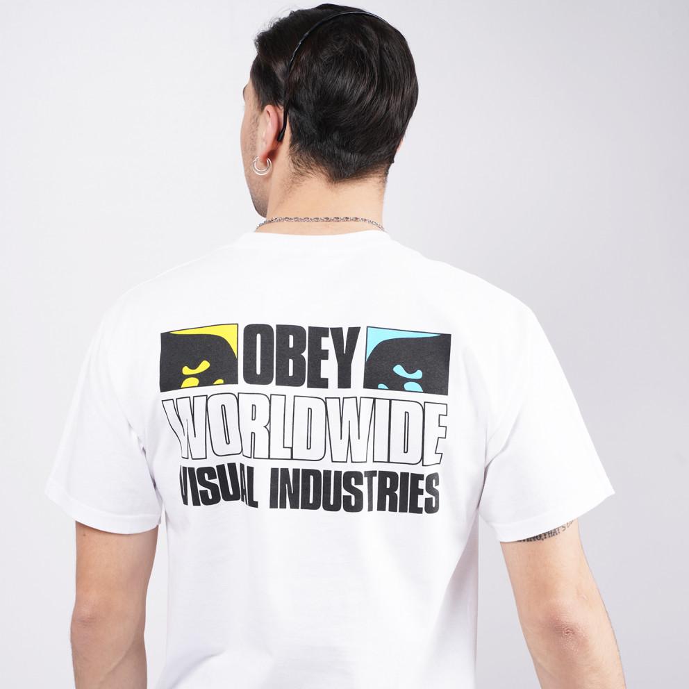 Obey Seen Not Heard Classic Ανδρικό T-Shirt