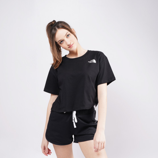 The North Face W Cropped Sd Tee