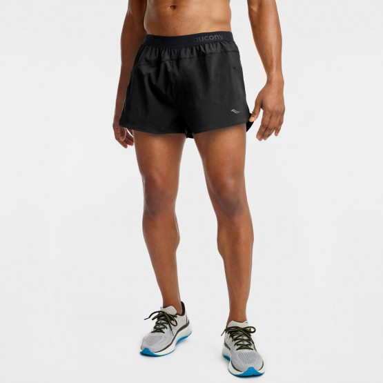 "Saucony Outpace 2.5"" Split Short Short"
