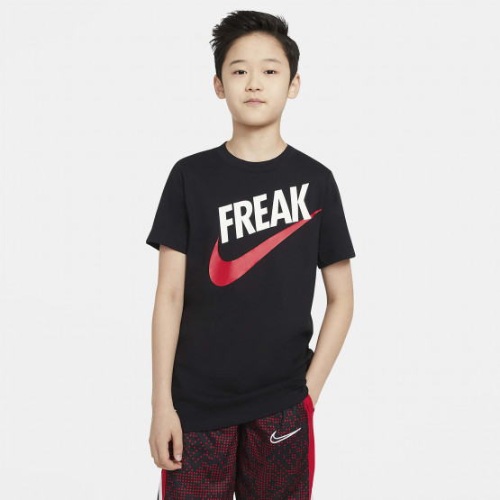 Nike Dri-FIT Giannis Older Kids' T-shirt