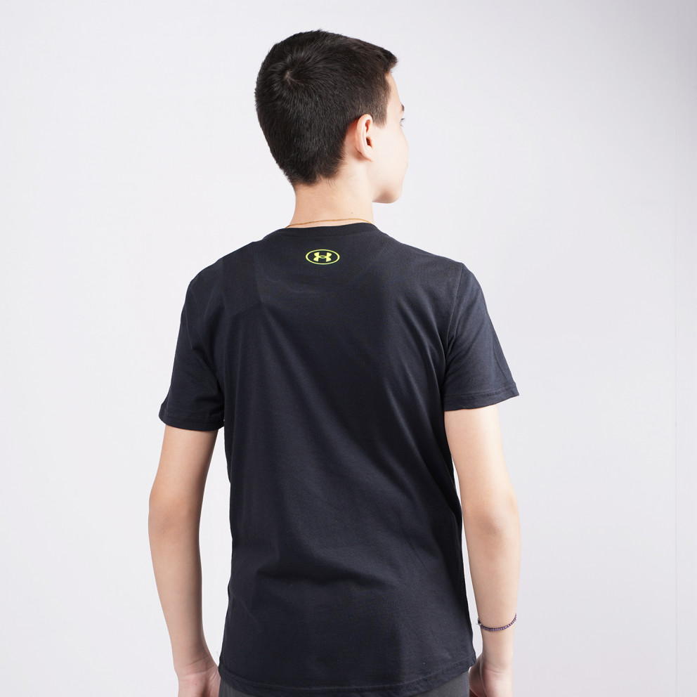Under Armour Project Rock BSR Kids' T-Shirt