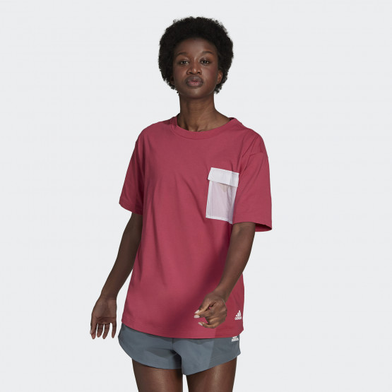 adidas Performance Summer Pack Γυναικείο T-Shirt