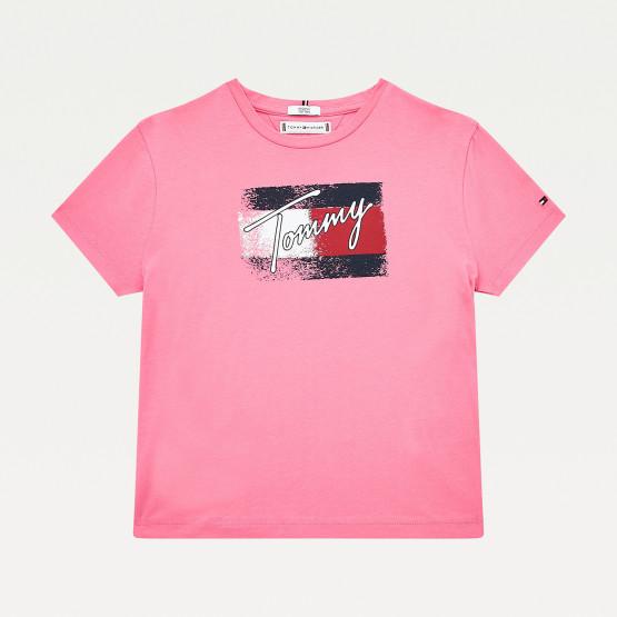 Tommy Jeans Flag Print Infants' T-Shirt