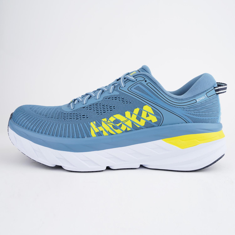 Hoka Glide Bondi 7 Ανδρικά Παπούτσια για Τρέξιμο (9000075580_52057)