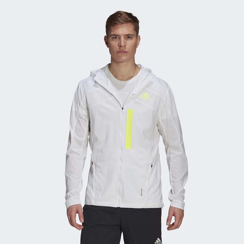 adidas Performance Marathon Translucent Ανδρική Ζακέτα (9000074111_1539)