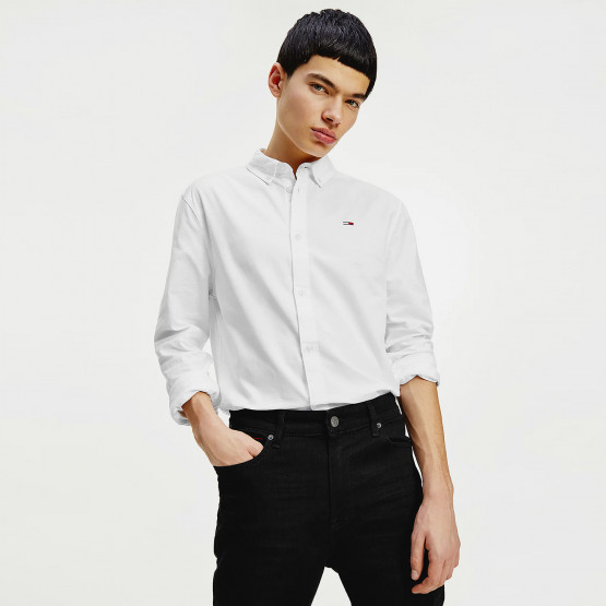 Tommy Jeans Tjm Slim Stretch Oxford Shirt