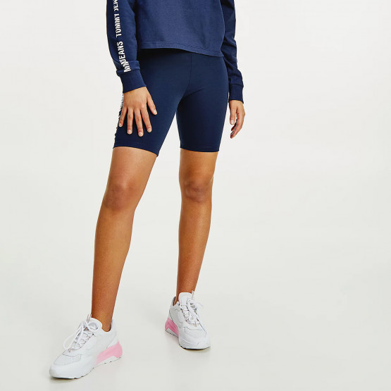 Tommy Jeans Women's Cycling Tights - Shorts