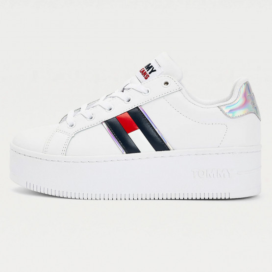 Tommy Jeans Iridescent Iconic Women's Shoes