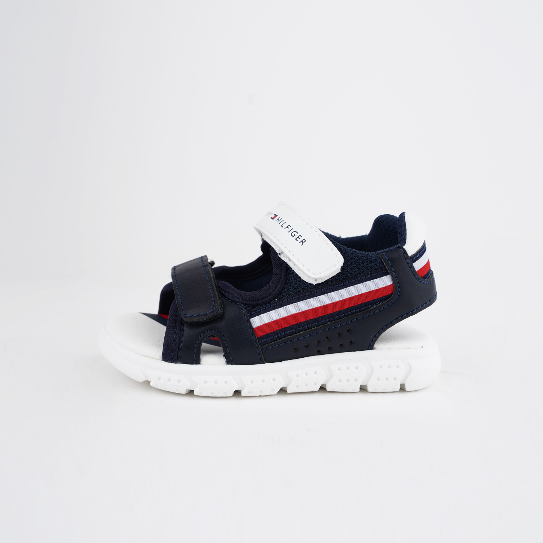 Tommy Jeans Velcro Βρεφικά Σανδάλια (9000074985_3450)