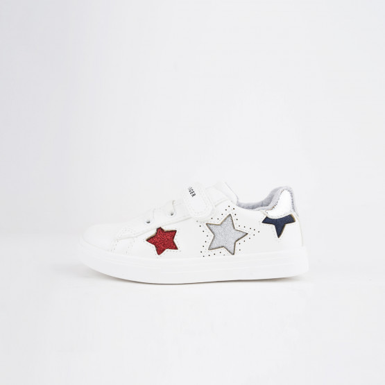 Tommy Jeans Low Cut Lace-Up/Velcro Sneaker